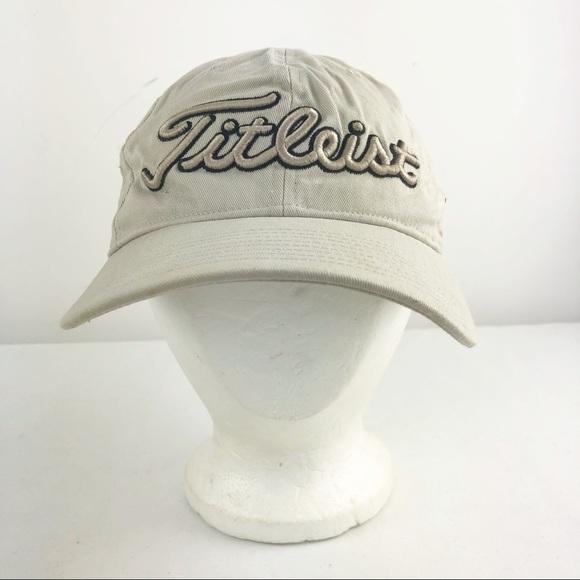 Titleist Pro V1 Strapback Baseball Cap Hat